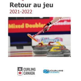 Guide sur le retour au jeu de Curling Canada