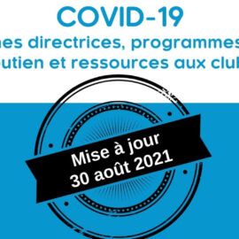 COVID-19 – Lignes directrices de Curling Québec
