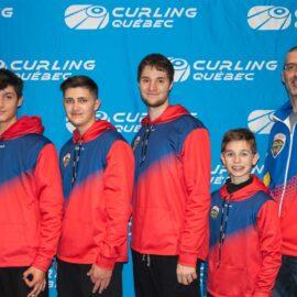 Équipe Thomassin participe aux qualifications provinciales U21